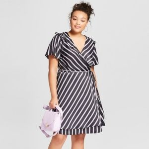 a new day wrap dress